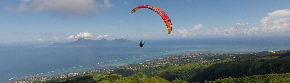 Tahiti Parapente