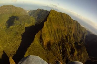 Site de vol du Mont Marau