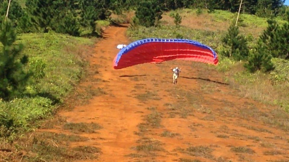 Ecole de parapente - apprendre à voler